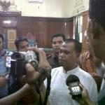 Sutris Ponidi Mengakui Aminuddin Memark-up Anggaran Proyek